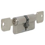 Цилиндровые механизмы Ключ - Ключ (с флажком).