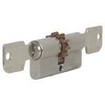 Цилиндровые механизмы Ключ - Ключ (с шестерёнкой).